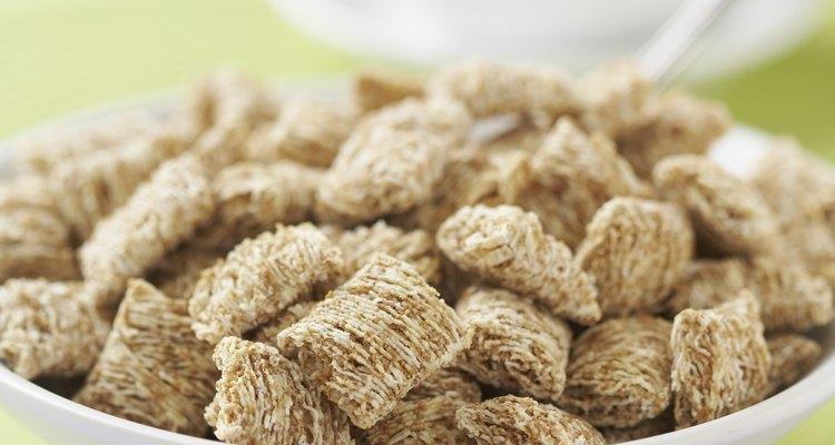 Escolha os grãos pelo seu conteúdo de fibra