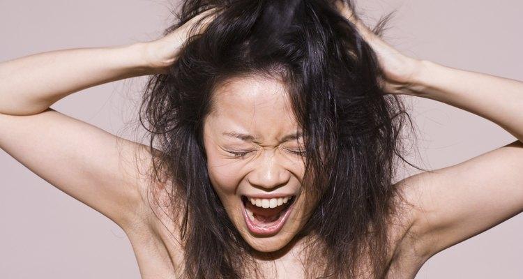 El tratamiento del cabello dañado no tiene que ser estresante o costoso.