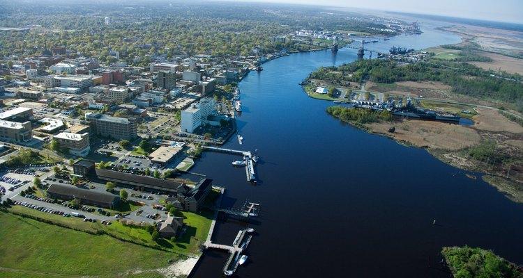 Wilmington ofrece a los campistas suficiente entretenimiento en el agua.