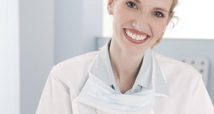 Dentista feliz