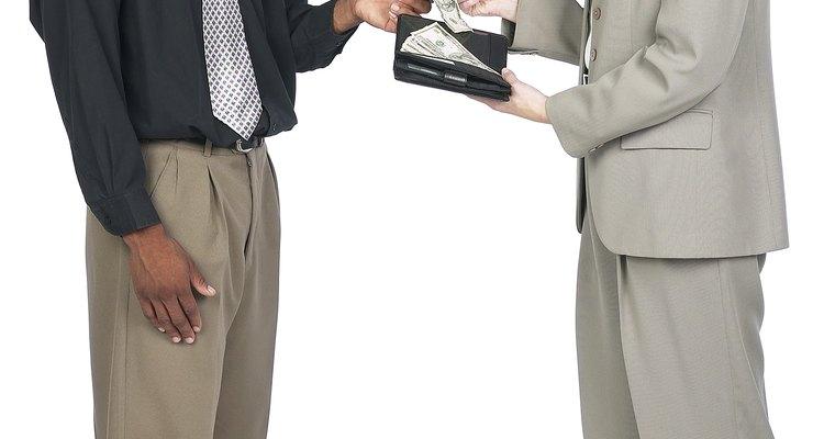 Si no te han pagado a tiempo, vas a tener que enfrentarte al prestatario.