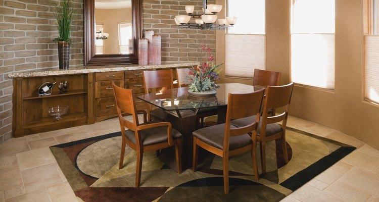 Si tienes poco espacio, puedes intentar usar algunas habitaciones para más de un propósito.