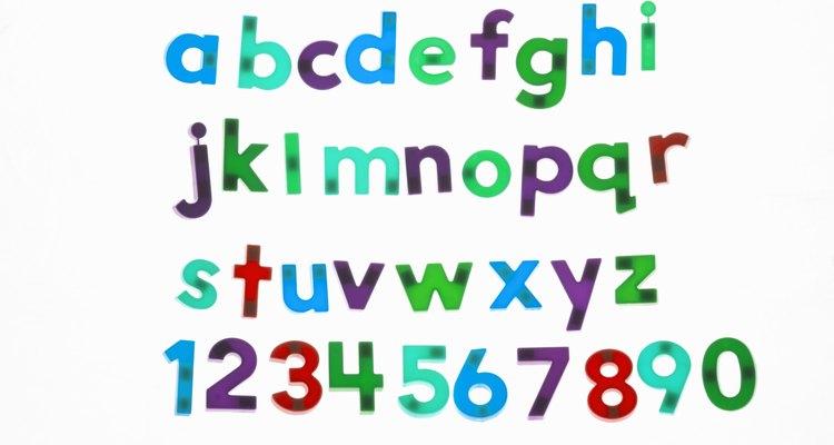 O formato de um número em uma imagem pode ser convertido para a fonte TrueType
