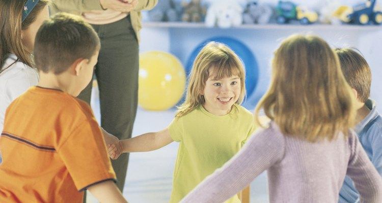 Los juegos ayudan a reafirmar los conceptos de sujeto y predicado para los niños de primer grado.