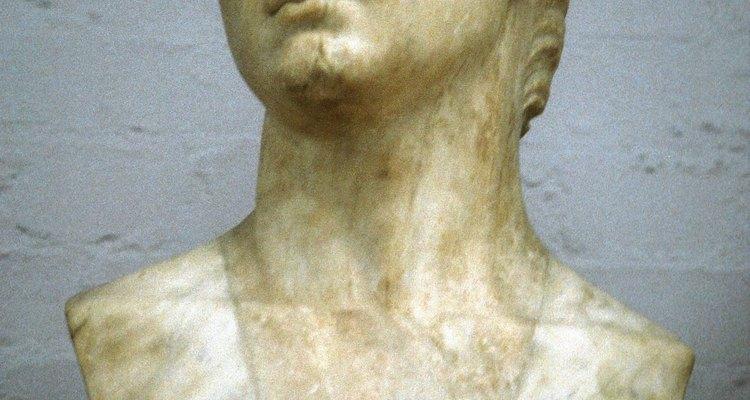 Augusto gobernó como cónsul romano en el siglo I D.C.