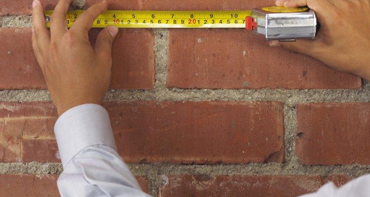 No necesitas ladrillos reales para tener una pared con un acabado de ladrillo.