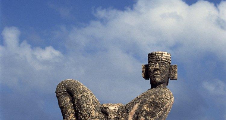 Los mayas tenían estilos de ropas distintivos.