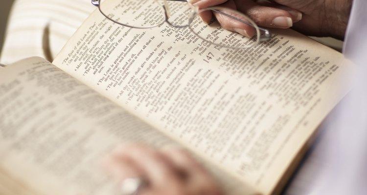 La Biblia nos enseña distintas cosas sobre el materialismo.