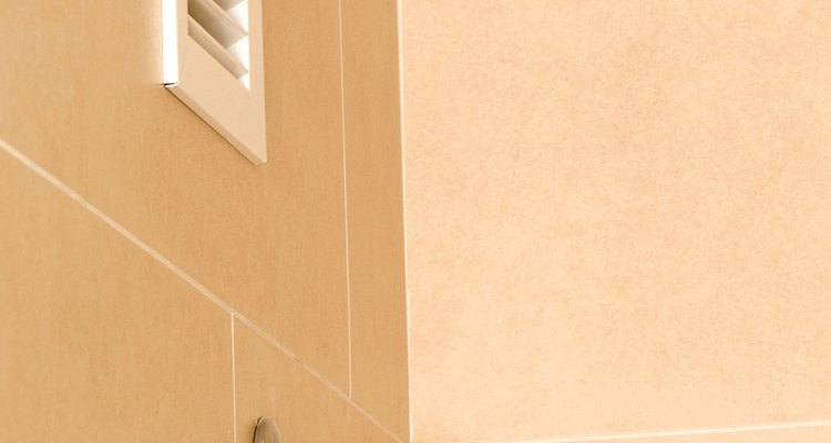 Bathroom vents can become noisy if left uncared for