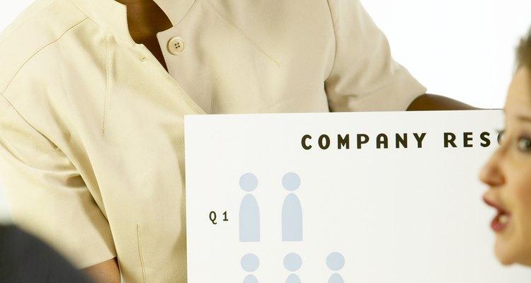 Los gerentes de finanzas tienen un amplio campo de acción en una empresa.