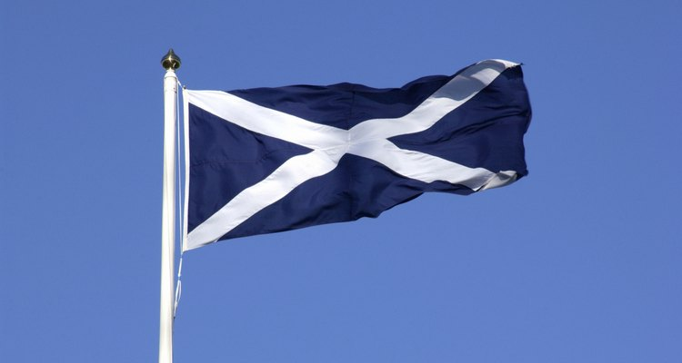 Scotland has numerous traditions in connection with the birth and christening of a child.