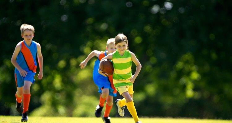 Los objetivos y expectativas son buenas, pero a veces los niños sólo necesitan divertirse y ser niños.