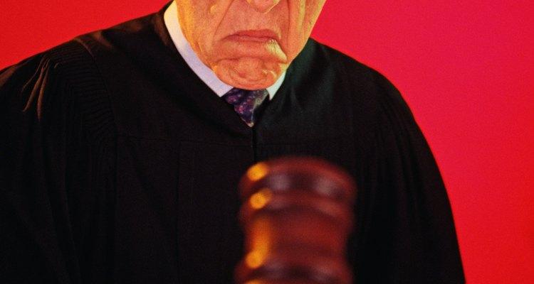 Juez.
