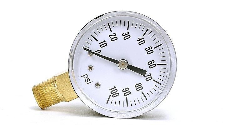 Você mesmo pode calibrar seu manômetro