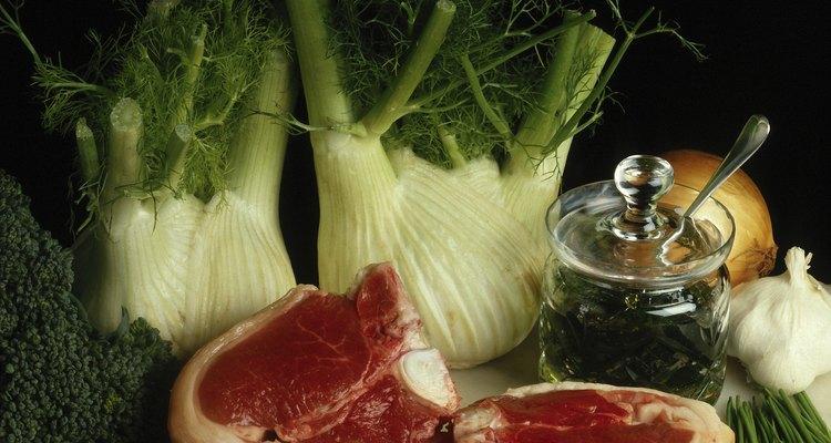 O grill acelera o processo de preparo do alimento