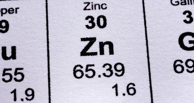 O zinco é encontrado em todas as células do corpo humano