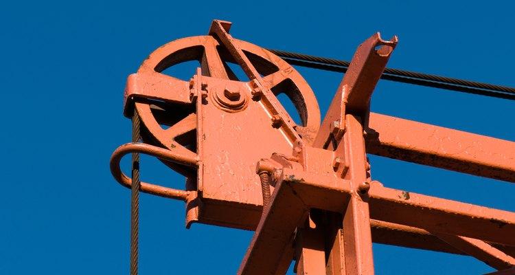 Aprender el valor de una polea es una clave para entender la ingeniería mecánica.