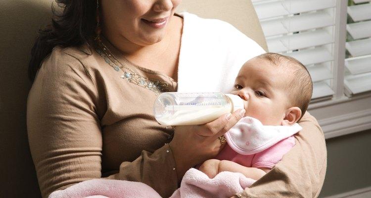 Quieres asegurarte de que tu bebé tenga el nivel de tetina adecuado en su biberón.