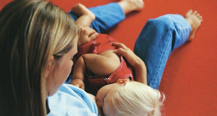 La lactancia materna prolongada puede llegar a afectar la capacidad de una mujer para sentirse independiente.