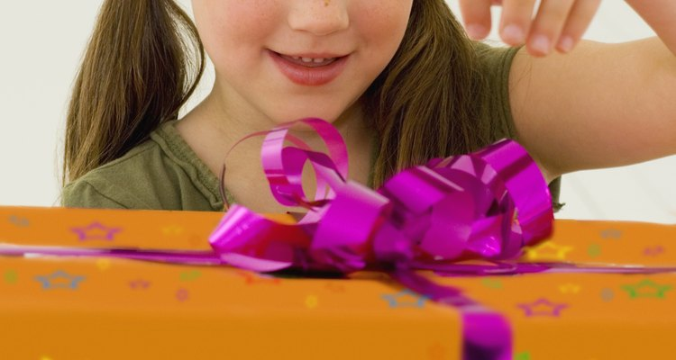 Choose a fun and creative birthday gift for a 10-year-old tomboy.