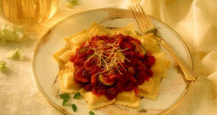Quita el sabor ácido de tu salsa de tomate.