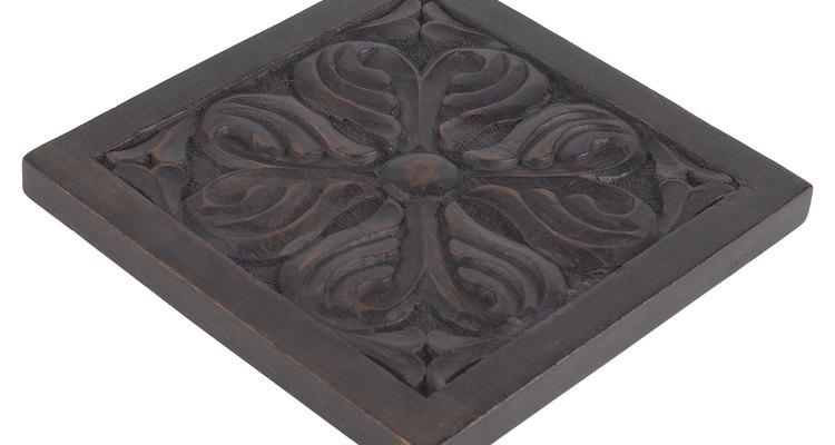 Os moldes de silicone são utilizados em vários tipos de artesanato