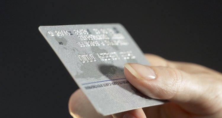 O que acontece com um saldo negativo de cartão de crédito?