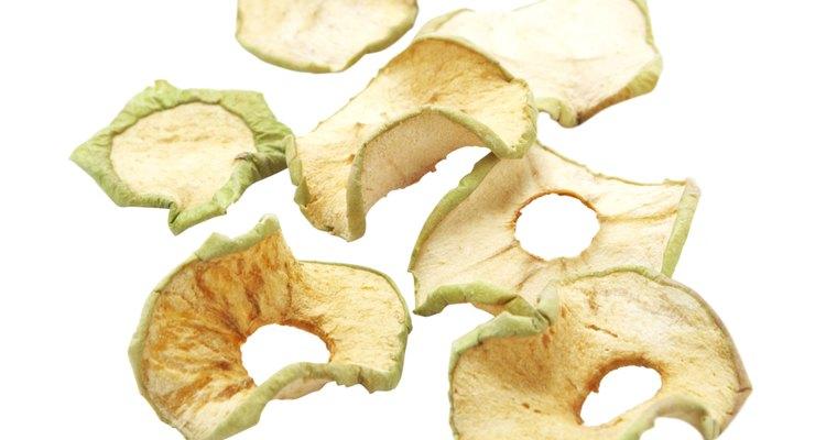 Frutas secas são um lanche nutritivo e que se pode levar a qualquer lugar