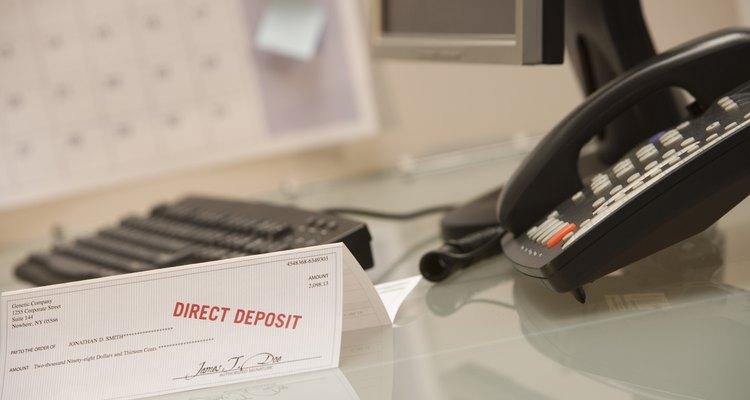 Florida no requiere que los empleadores les den a los empleados un recibo de sueldo.