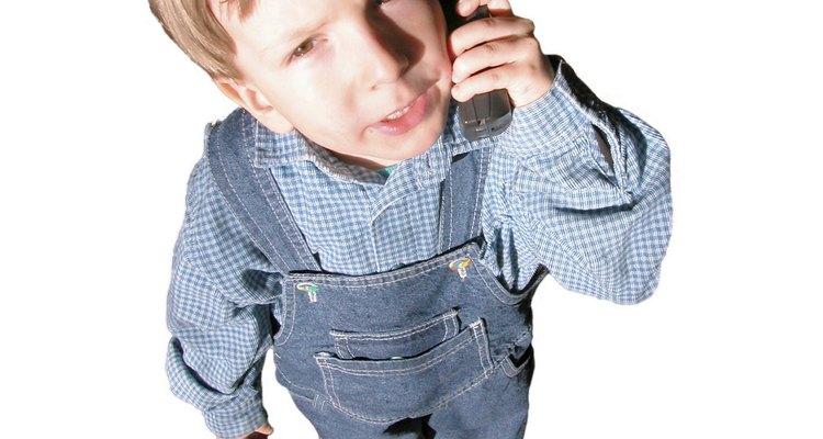 El desarrollo del lenguaje se produce principalmente durante los años preescolares.