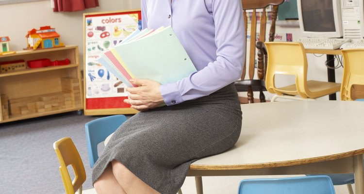 Los maestros de preescolar son con frecuencia la primera experiencia escolar de un niño.