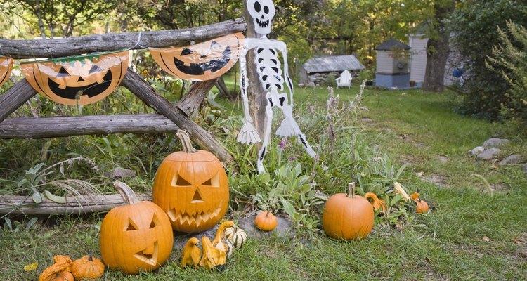 Halloween es la oportunidad para disfrazarse con atuendos fantásticos o espeluznantes.