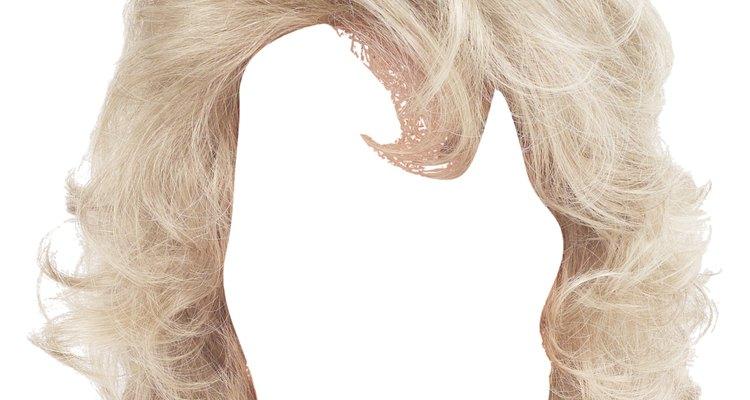 Mude o visual com uma peruca