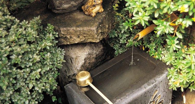 Añade plantas para crear un ambiente fresco.