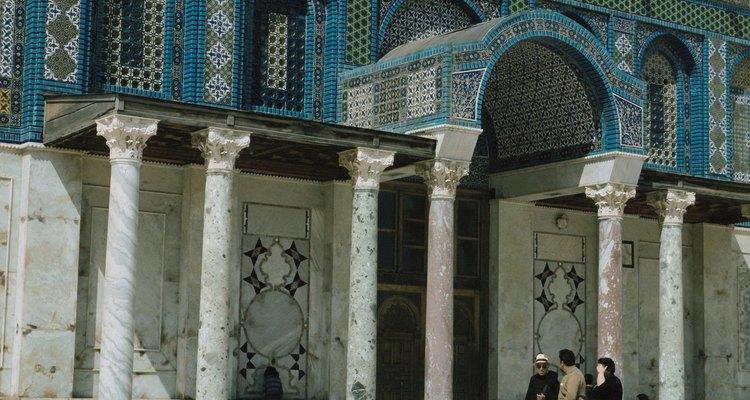 El Islam es la religión predominante en el Medio Oriente, Indonesia y Pakistán.