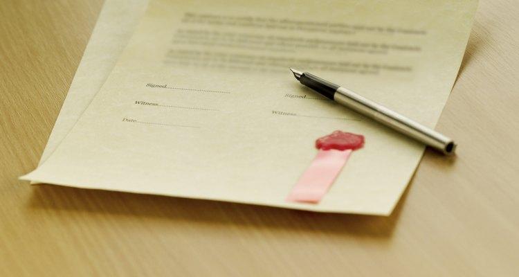 Faça um contrato que proteja ambas as partes envolvidas