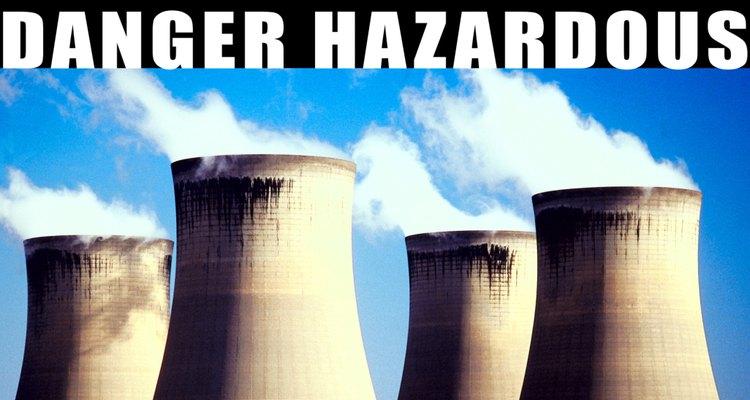 La energía nuclear genera mucho material radiactivo.