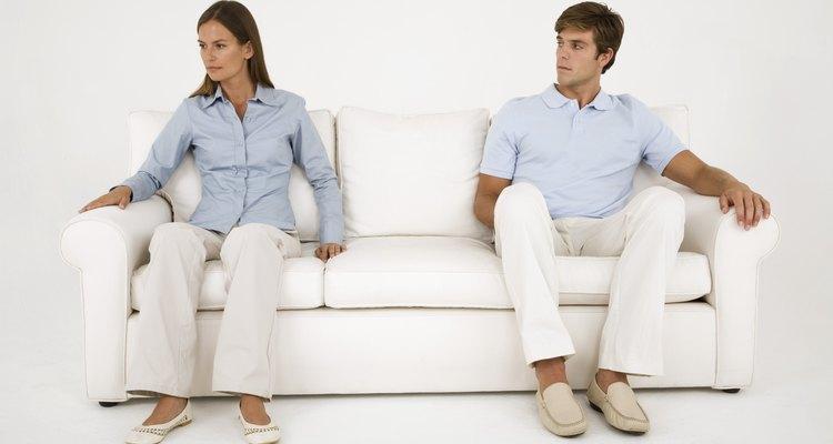 Terminar una relación posesiva en buenos términos.