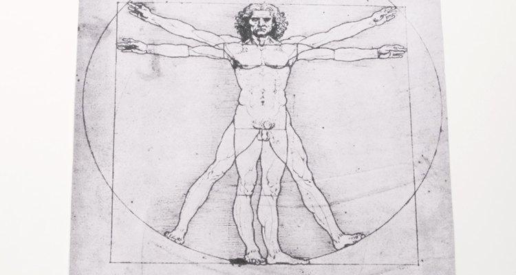 Leonardo da Vinci é um dos artistas mais famosos do Renascimento