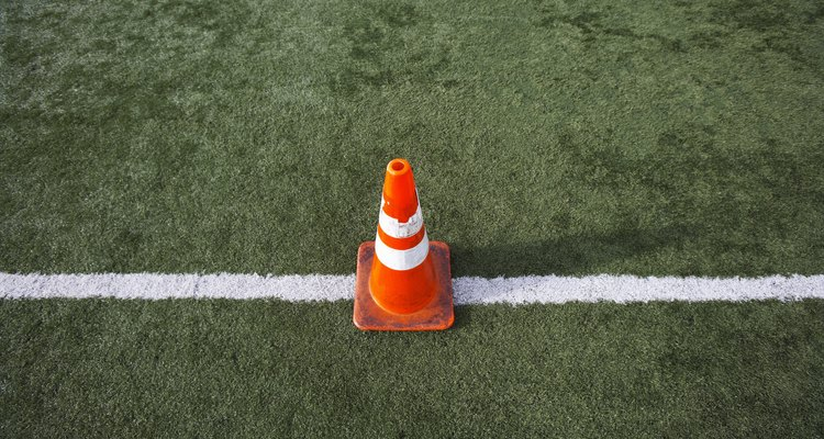 Make your backyard ball field look great with your own line marker.