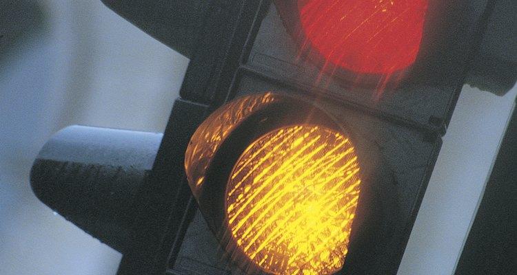 Solo la luz roja activa el sistema de la cámara.