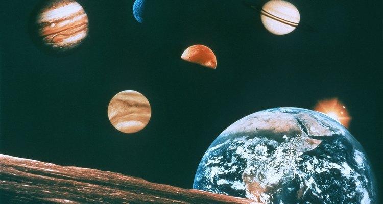 Ayuda a tus hijos a entender el sistema solar en el que viven.