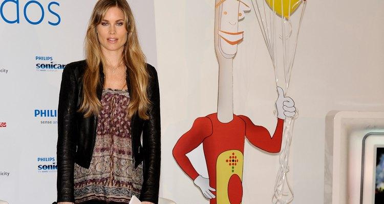 Helen Swedin Presents 'Sonicare for Children' in Madrid