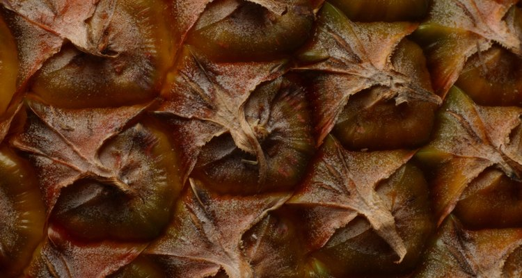 O abacaxi pode ser desidratado em casa