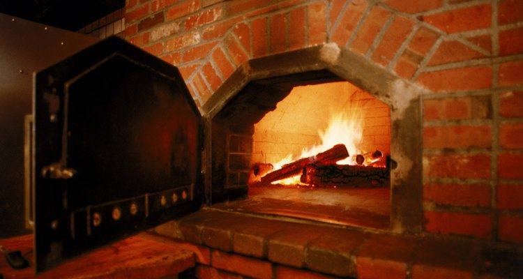 Kilns and fireplaces are usually lined with firebrick.