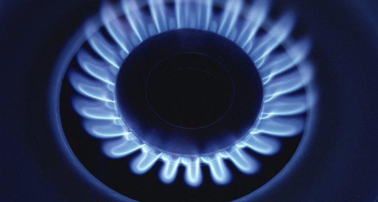 Calcula el consumo de combustible de los quemadores de gas en base a su salida de BTU.