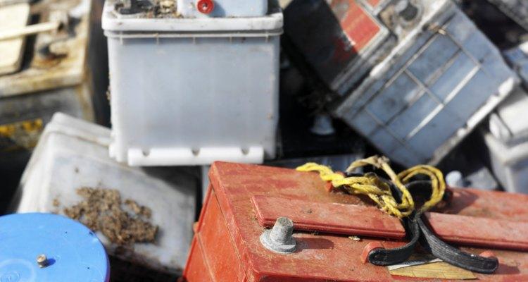 Baterias de gel não necessitam de manutenção dos níveis de água
