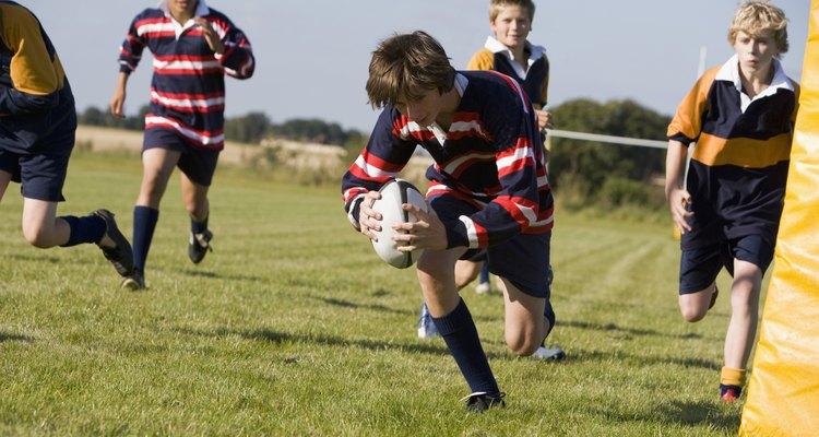 Acredita-se que o Ki-o-Rahi influenciou no desenvolvimento do rugby.