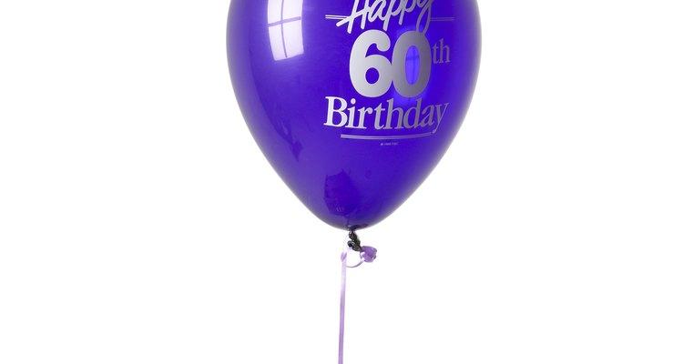 El cumpleaños de 60 es un hito.