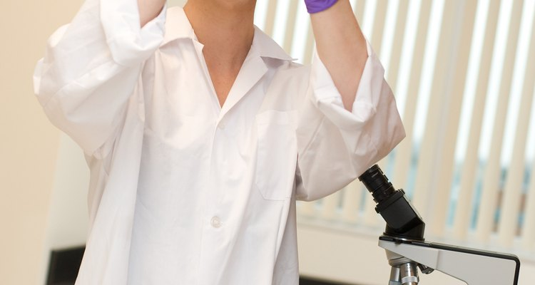 Chemicals in a school lab should be handled with care to avoid harm to students.